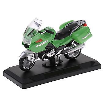 4歳の女の子二輪オートバイモデル車ミニオートバイモデルおもちゃ柔らかくプラスチック合金クリスマス新年子供の誕生日プレゼント
