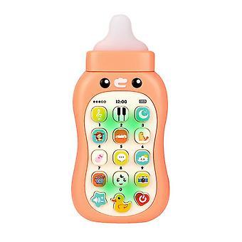 Baby mobiele telefoon speelgoed, kinderen spelen telefoon lichten muziek educatief speelgoed