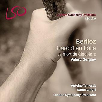 Berlioz / Gergiev / Tamestit / Cargill - Harold in Italy & Cleopatra [SACD] USA import