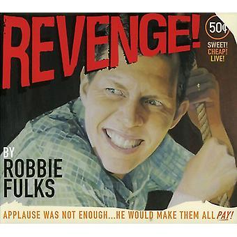 Robbie Fulks - Revenge! [CD] USA import