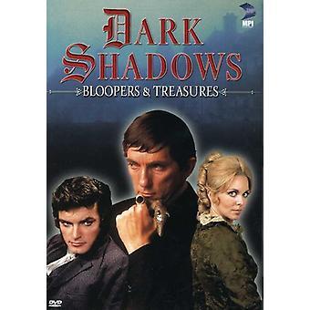 Dark Shadows - Dark Shadows: Bloopers & Treasures [DVD] USA import