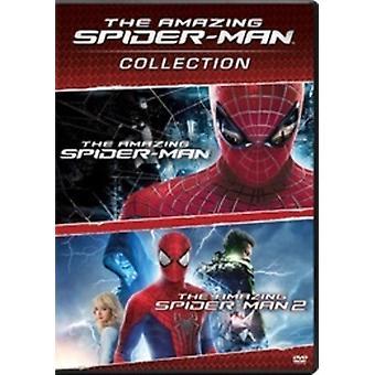 Amazing Spider-Man / Amazing Spider-Man 2 [DVD] USA import