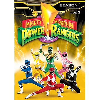 Mighty Morphin Power Rangers [DVD] USA importieren