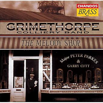 Grimethorpe Colliery Band - The  Melody Shop [CD] USA import