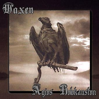 Waxen - Agios Holokauston [CD] USA import