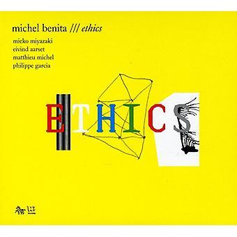 Michel Benita - Ethics [CD] USA import
