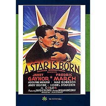 Star Is Born [DVD] USA import
