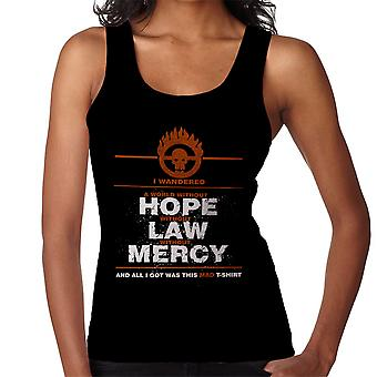 All I Got Was The Mad Tee Shirt Mad Max Fury Road Women's Vest