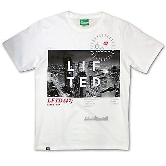 LRG alta cidade vida t-shirt branca