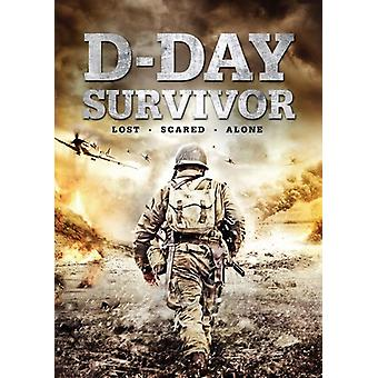 Importazione USA d-Day Survivor [DVD]