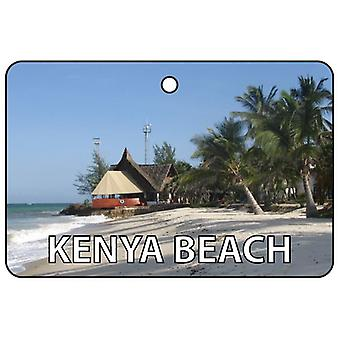 Kenya Beach Car Air Freshener