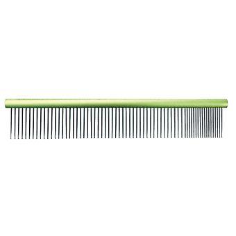 Bräutigam Spektrum Aluminium Kamm 80/20 Lime grün 20cm