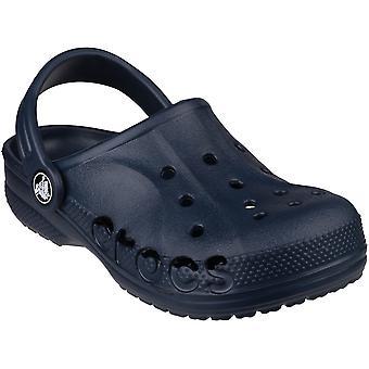 Crocs jungen Baya komfortabel geformten Croslite entlüftet Clog