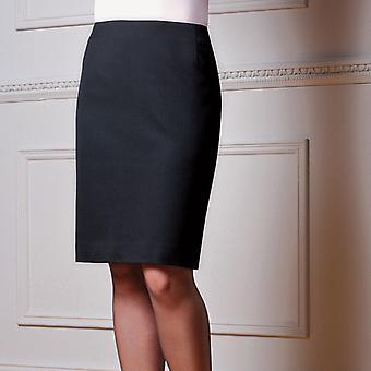 ब्रूक Taverner देवियों स्मार्ट औपचारिक काम सिग्मा सीधे स्कर्ट काले
