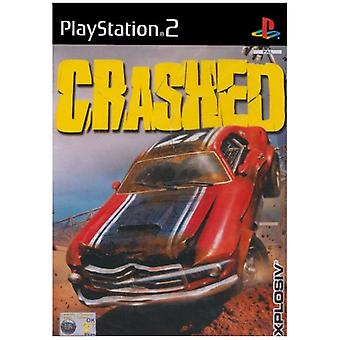 Crashed (PS2) - New Factory Sealed