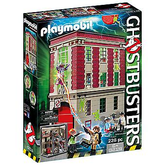 Playmobil 9219 Ghostbusters Headquarters