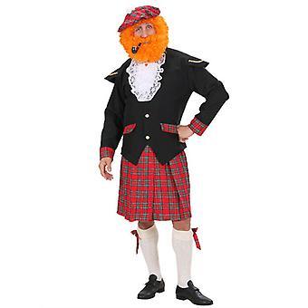 Scotsman kraftigt tyg kostym