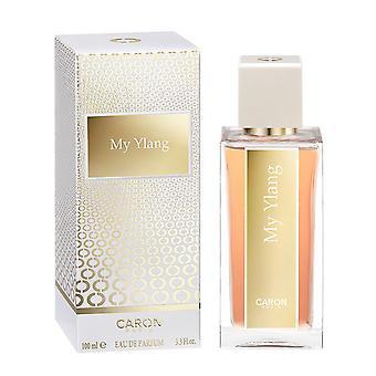 Caron 'My Ylang' Eau De Parfum NEW PACKAGING 3.3oz/100ml New In Box