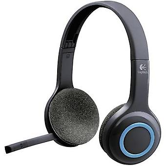 Logitech H600 PC headset USB Cordless, Stereo On-ear Black