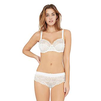 Bestform 14453 Women's Pampelune Solid Colour Lace Underwired Full Cup Bra