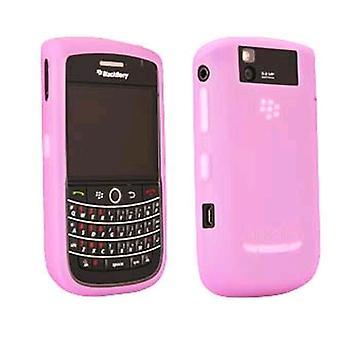 OEM BlackBerry geeli ihon asian BlackBerry 9630 Tour - vaaleanpunainen