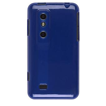 Ventev - Dura-Gel Case for LG P925 Thrill 4G - Blue