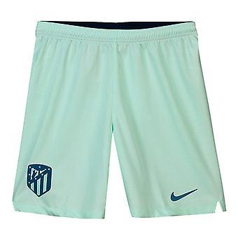 2018 / 2019 Atletico Madrid 3 Nike Fußball Shorts (Kids)