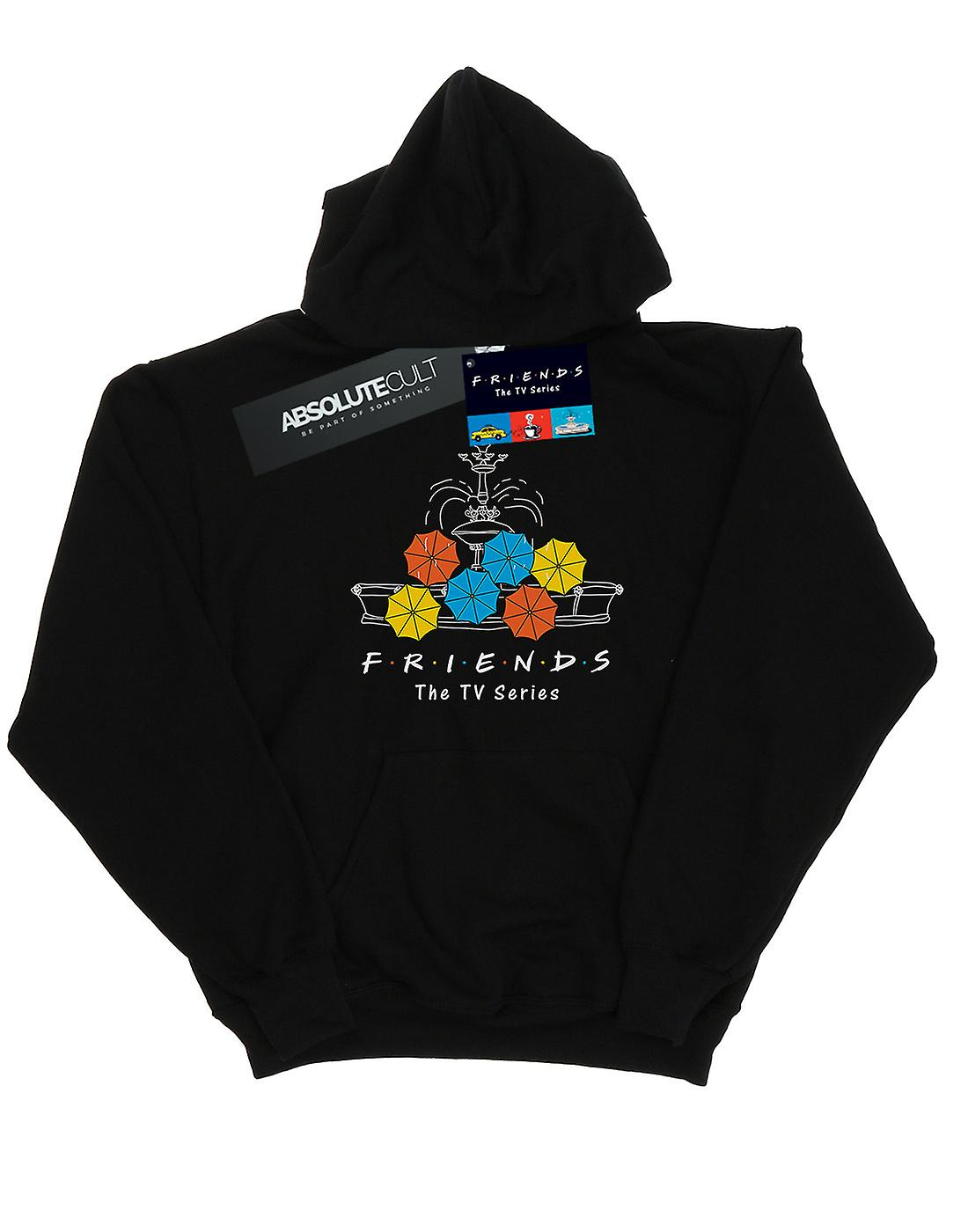 Friends Men's Fountain And Umbrellas Hoodie