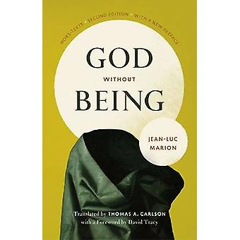God without Being - Hors-texte (2nd Revised edition) by Jean-Luc Mario