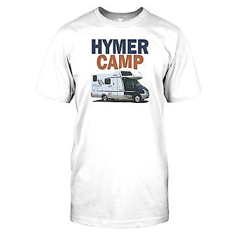 HYMER Camp - autocamper Herre T Shirt