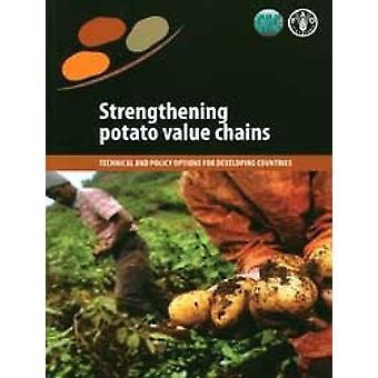 Versterking van waardeketens aardappel - technische en beleidsopties voor D