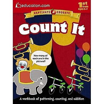 Count It: Una cartella di lavoro di patterning, conteggio e aggiunta