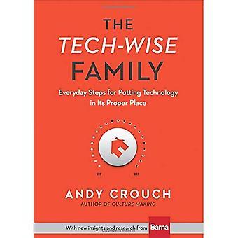 A família Tech-Wise: Passos todos os dias para colocar a tecnologia em seu próprio lugar