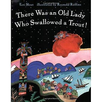 There Was an Old Lady Who Swallowed a Trout! (Books for Young Readers)