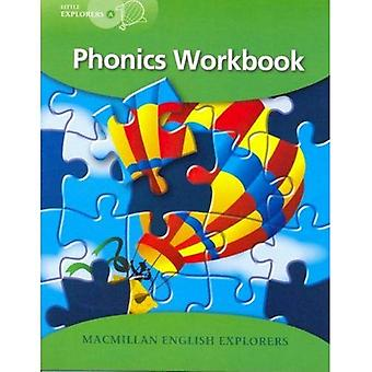 PRI-Eng-Leser: 1 Phon Wb: Phonics Arbeitsmappe