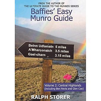 Munro facile guida Vol. dei Baffies 2 - altopiani centrali