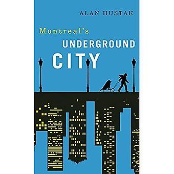Verkennen van de ondergrondse stad van Montreal