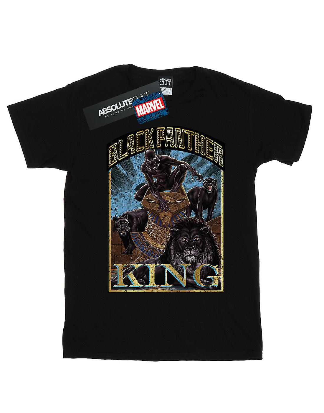 Marvel Girls Black Panther Homage T-Shirt