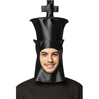 غطاء الرأس ملك الشطرنج