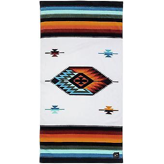 Ręcznik plażowy Slowtide Valen w kolorze białym