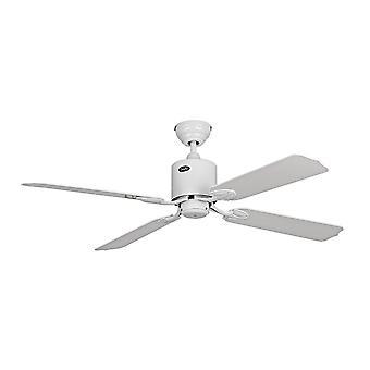 Energiespar-Decke Ventilator SOLAR Wind 12 V DC weiß