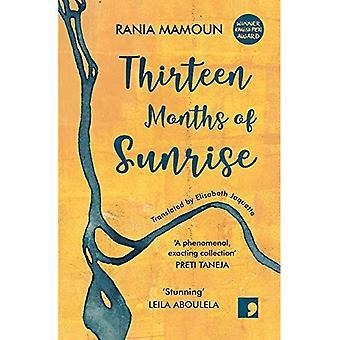 Tretton månader av Sunrise