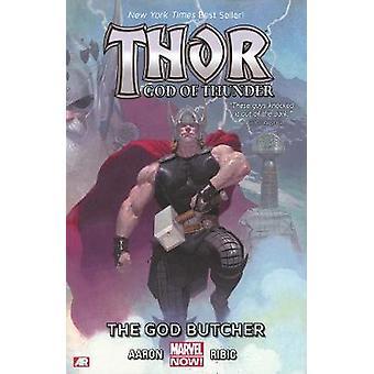 Thor - God of Thunder - Volume 1 - God Butcher (Marvel Now) by Jason Aar