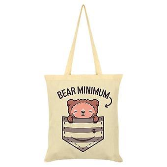 Grindstore Bear Minimum Tote Bag