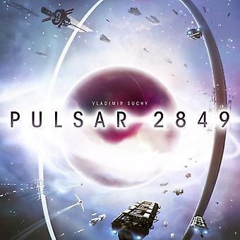 Pulsar 2849 Board Game