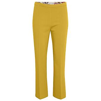 Part Two - Straight Leg Trouser - Petro Pa 30303897