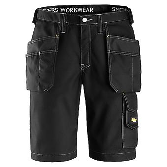 Snickers Mens Craftsmen Ripstop Holster Pocket Shorts