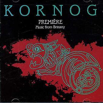 Kornog - Premiere [CD] USA import