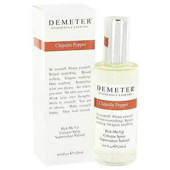 Demeter Chipotle Pepper By Demeter Cologne Spray 4 Oz (mujeres) V728-517070