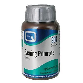 Quest Vitamins Evening Primrose Oil 1000mg Caps 90 (601562)
